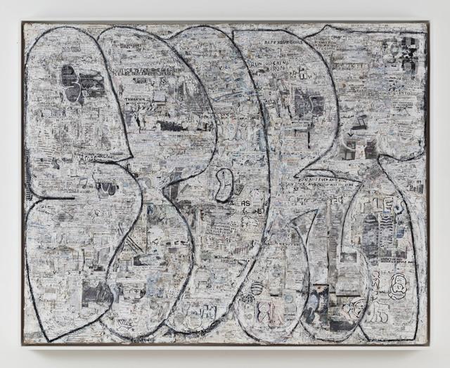 , 'Black Magic Capitalism,' 2016, James Cohan