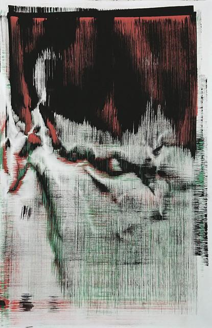 Sergio Barrera, 'Antigesture (rhizomes). P28', 2019, SET ESPAI D'ART