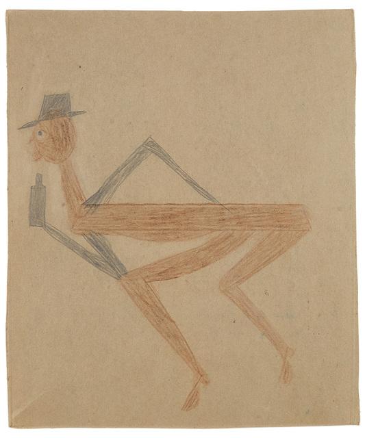 , 'Flat-Backed Drinker; Drunken Chicken Walk,' 1939-1942, Cavin-Morris Gallery
