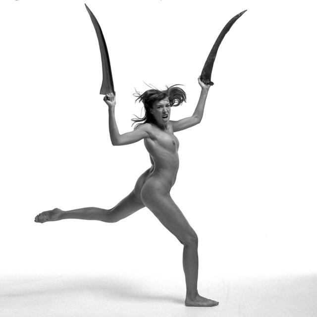 Bruno Fournier, 'Victoire (Victory, or Amazon with Scythe)', 2003, Rare Tempo
