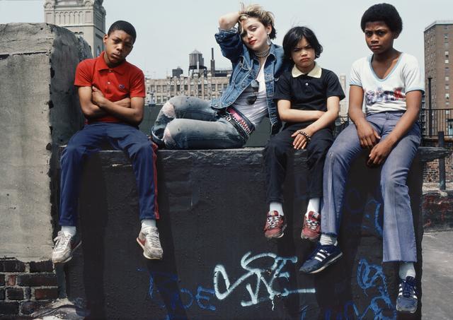 , 'Madonna Rooftop 4,' , Milk Gallery