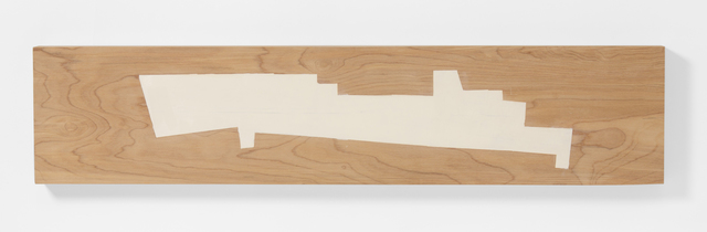 Judy Cooke, 'Form', 2015, Painting, Oil and wax on wood, Elizabeth Leach Gallery