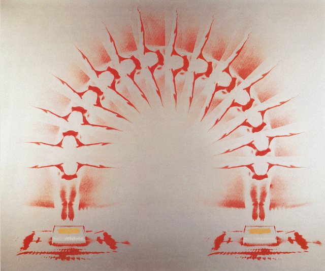 , 'Triumph Arch of Life I,' 1981, Photon Gallery