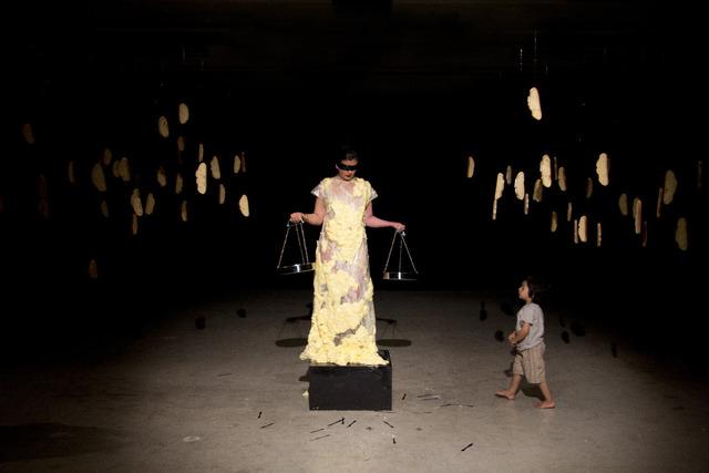 , 'Balance,' 2012, Pi Artworks Istanbul/London