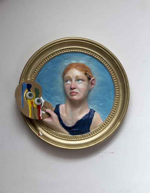 , 'Saint Lucy,' 2016, Dan Gallery