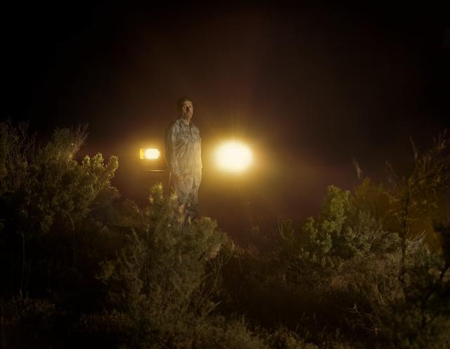 , 'Charles Irvin Fain Scene of the crime, the Snake River, Melba, Idaho,' 2002, Jeu de Paume