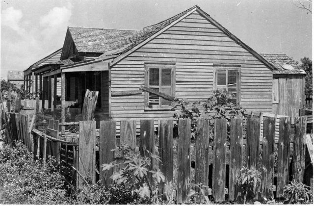 Rudy Burckhardt, 'BOARDED HOUSE', 1940, Be-hold
