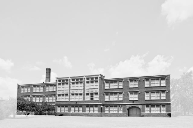 , 'Crispus Attucks High School, Indianapolis, Indiana,' 2007, photo-eye Gallery