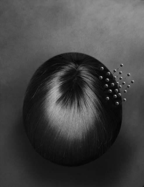 , 'Pins,' 2015, The Ravestijn Gallery