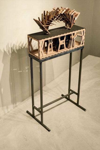 , 'Floor uprooting device 4,' 2018, Nando's & Spier Arts Trust