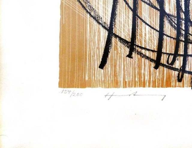 Hans Hartung, 'Untitled', 1971, Wallector