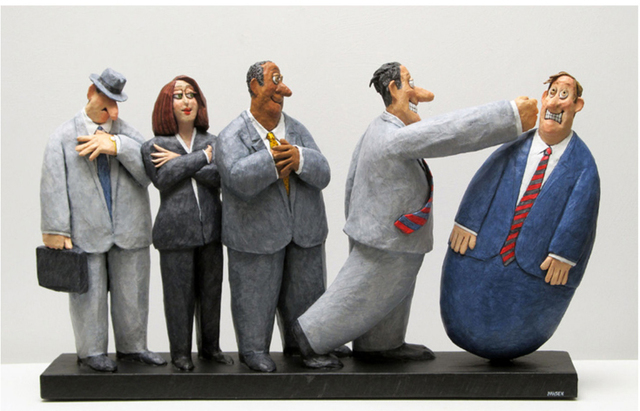, 'Public Service,' 2012, Zenith Gallery