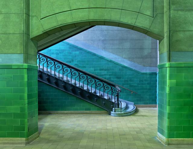 , 'Colegio Passage, Buenos Aires,' 2017, Edwynn Houk Gallery