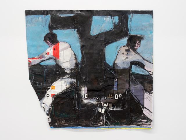 , 'Untitled,' 2018, Buchmann Galerie