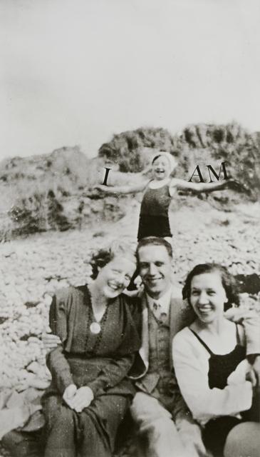 , 'I Am,' 1989, Brooke Alexander, Inc.