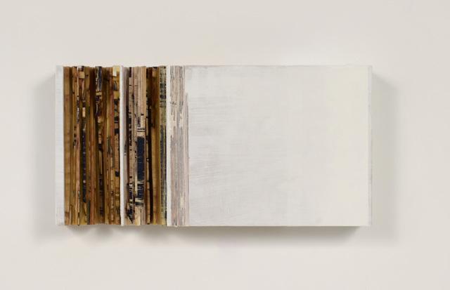 , 'Chet's Cut,' 2018, David Richard Gallery