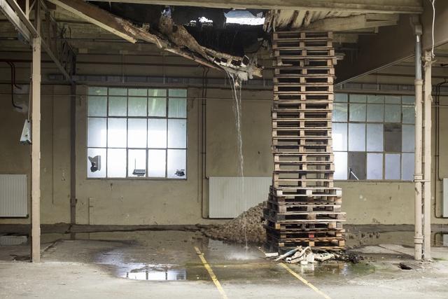 , 'Provisional Arrangement,' 2016, Galerie Stephan Witschi