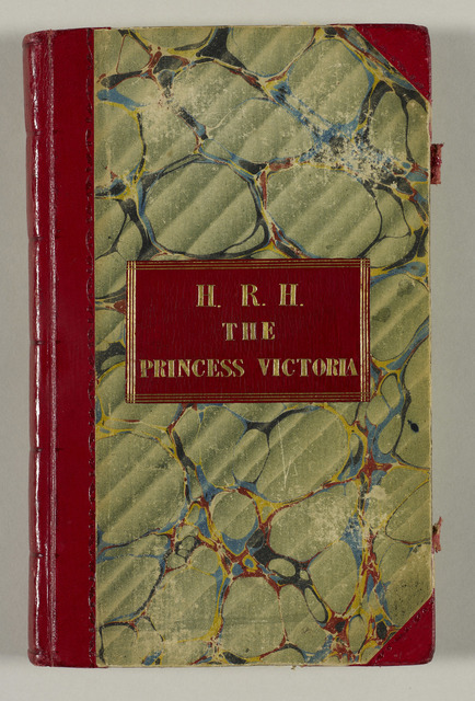 , 'Princess Victoria's Journal,' 1832, Royal Collection Trust