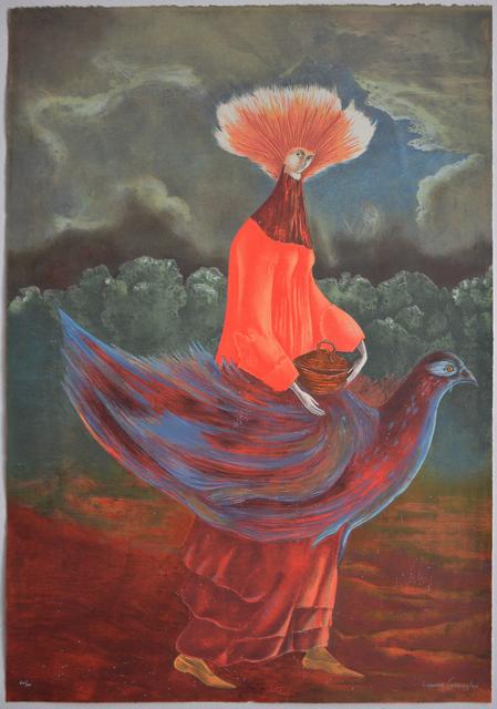 , 'Portrait of the Late Mrs Partridge,' 2011, La Siempre Habana