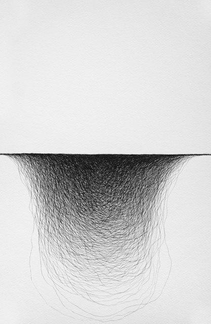 , '214,' 2016, Galerie Hervé Lancelin