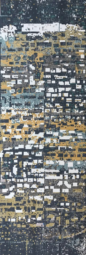 Yu Youhan | New Life; Mosaic 1987 No. 5 | 2018