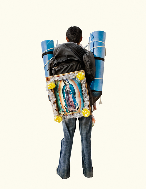 , 'The Road to Tepeyac #84 (Camping),' 2010, The Ravestijn Gallery