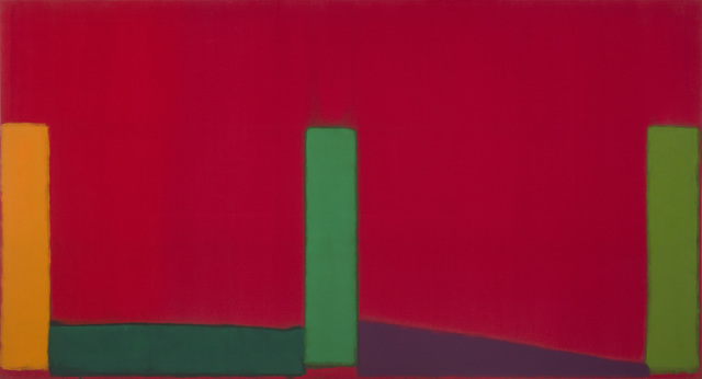 , '16.8.66,' 1966, Pace Gallery