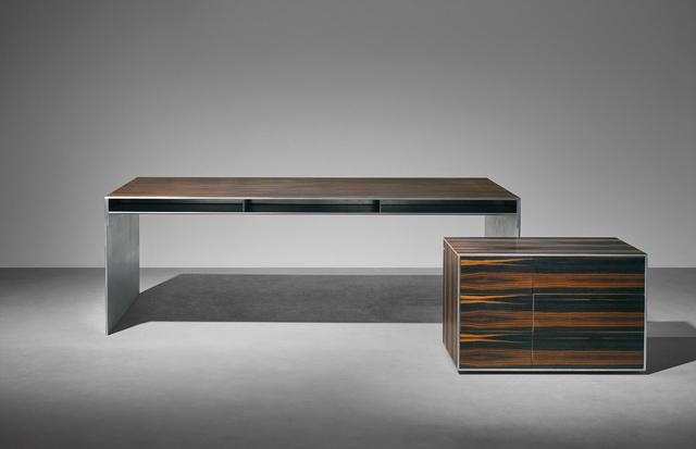 Martin Szekely, ''D.W.P.' desk and prototype storage unit', 2006-2007, Phillips