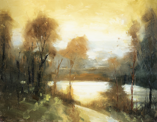 Christopher Clark, 'Golden Afternoon', 2017, Abend Gallery