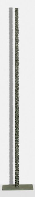 Martin Kline, 'Stainless Totem', 2017, Heather Gaudio Fine Art