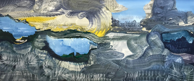 Elliott Green, 'Throb', 2017, Jonathan Ferrara Gallery