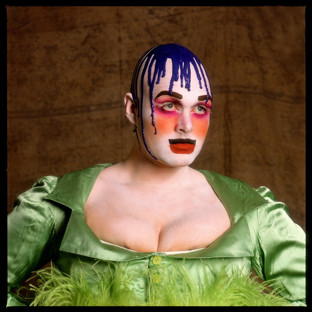 , 'Leigh Bowery, Session I, Look 2,' 1988, Michael Hoppen Gallery