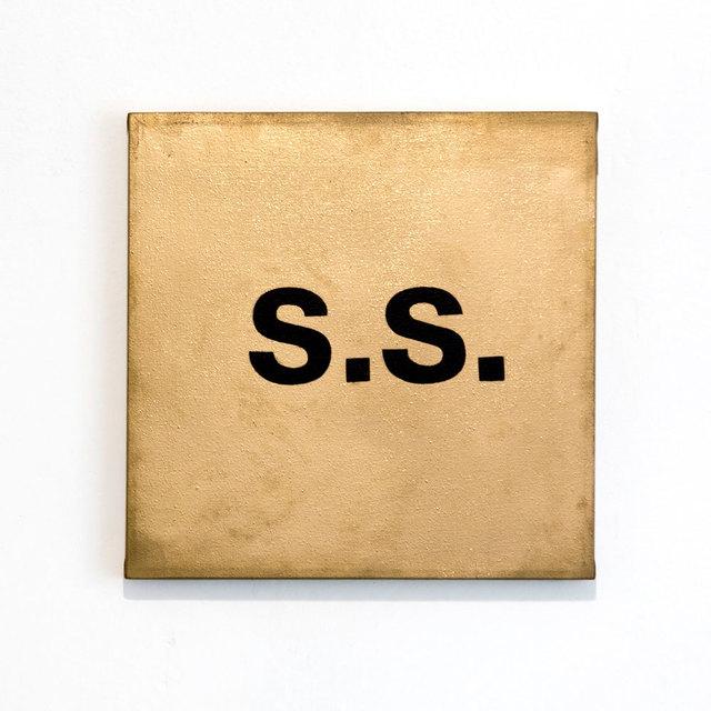 , 'S.S.,' 2016, El Apartamento