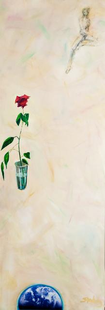 , 'Three Horizons,' 2005, Gallery at Zhou B Art Center