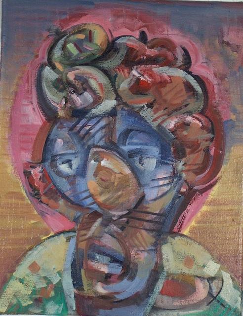 , 'Pug's Blueboy,' 2013, Ro2 Art