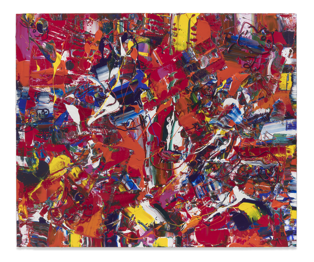 , 'Paint Chew,' 2019, Miles McEnery Gallery