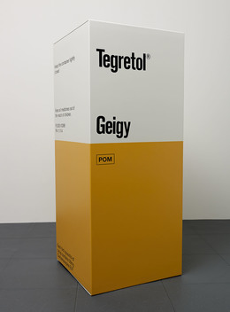 Damien Hirst, 'Tegretol 200ml syrup', 2014, Paul Stolper Gallery