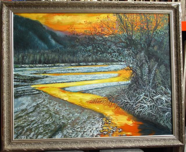 , 'Barea river,' 2007, A-Art Shengzan Gallery