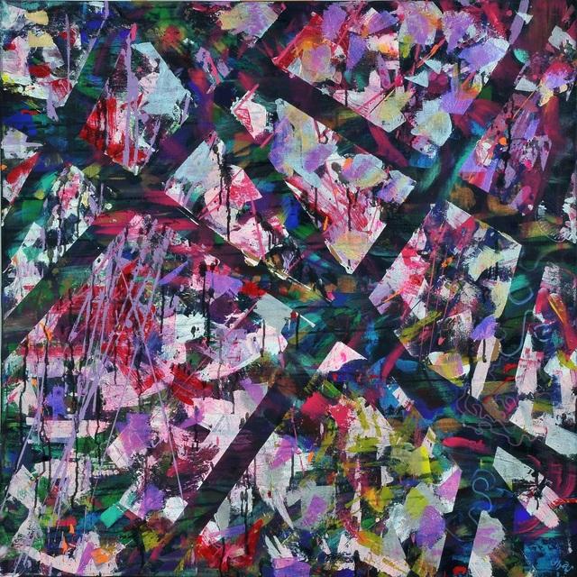 , 'Boundaries,' 2015, Arts-Mart
