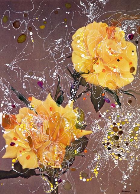 , 'Rose Spek's Yellow,' 2018, Edwynn Houk Gallery