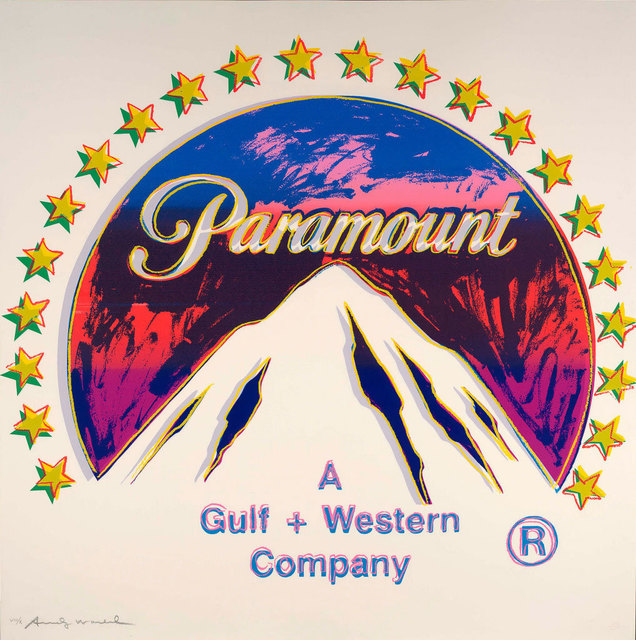 , 'Paramount, from Ads FS II.352,' 1985, Gregg Shienbaum Fine Art