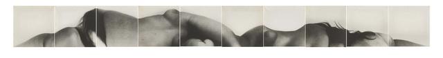 , 'Figure Horizon #1,' 1971, Hammer Museum