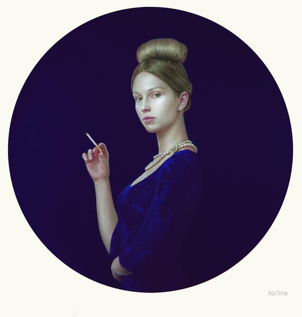 Salustiano, 'Alma Mater', 2019, Print, RAG Acuarelle 310 G, Priveekollektie Contemporary Art | Design