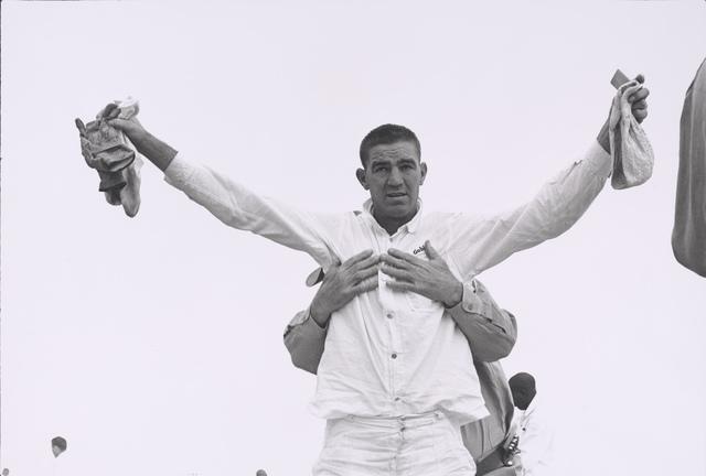 , 'Shakedown, Ellis Unit, Texas,,' 1968, de Young Museum