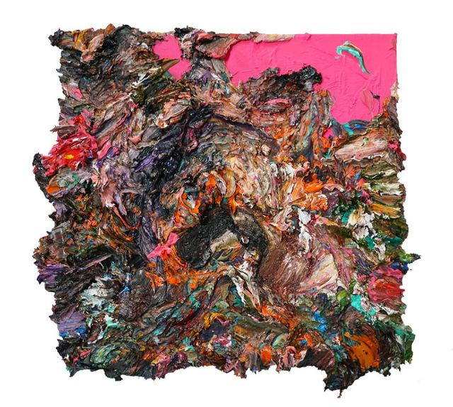 ", '""Stoking The Fire"",' 2018, Mugello Gallery"