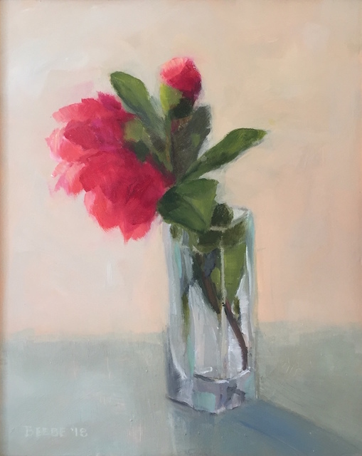 , 'Red Camellia,' 2018, PDX CONTEMPORARY ART