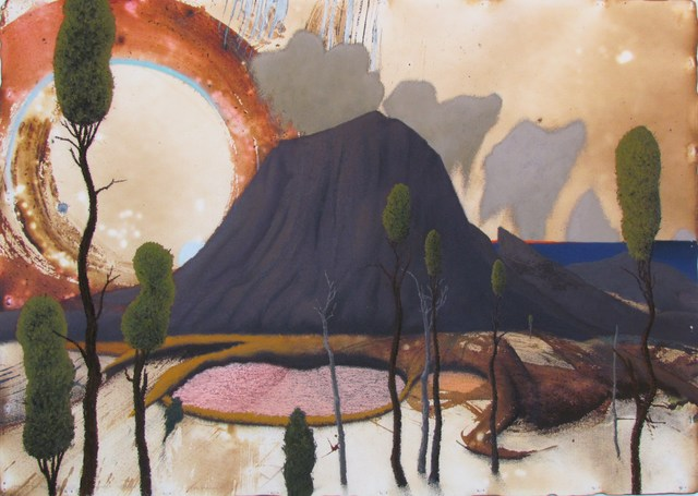 , 'Land of the Rising Sun,' 2014, Zenith Gallery