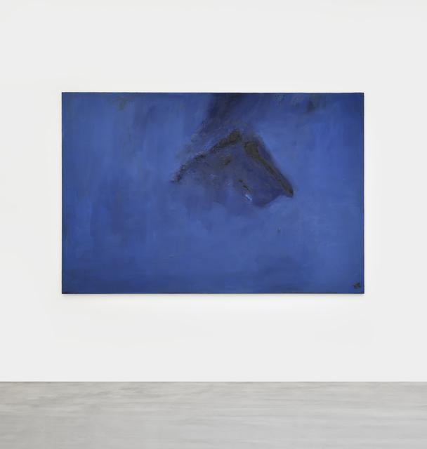 , 'Bleu Surgi,' 1974, Galerie Christophe Gaillard