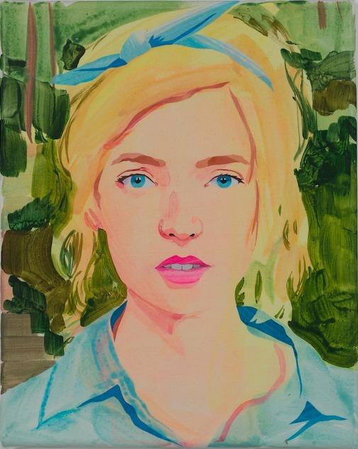 , 'Sophie,' 2015, De Buck Gallery