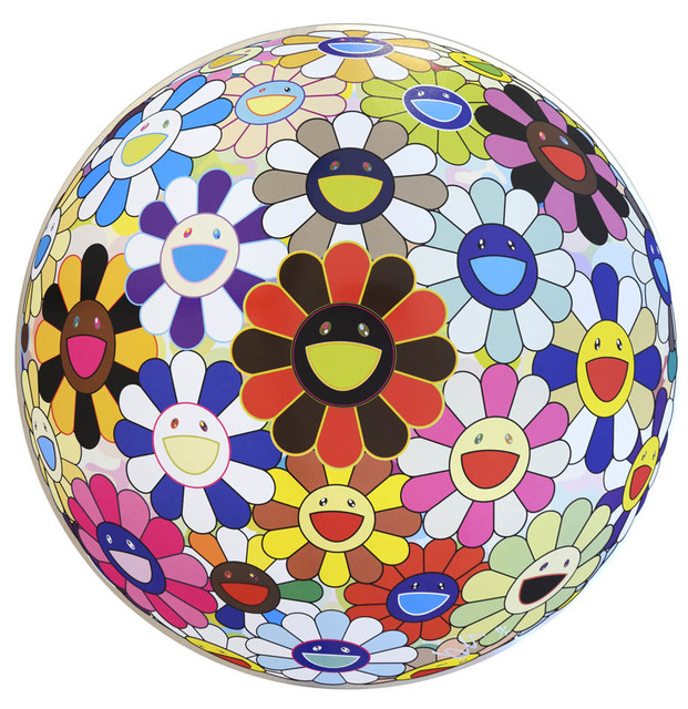 , 'Flower Ball (Lots of Colors),' 2013, Shapero Modern